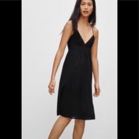 c6a82608657 Talula cosimo dress in a beautiful peach color. NWT. Aritzia